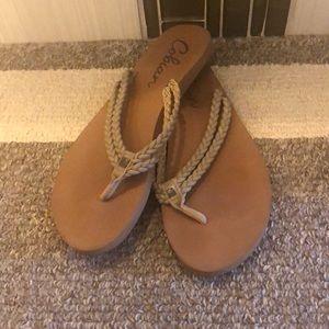 Cobian Leucadia Women's Sandal in Natural